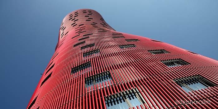 fotografia arquitectónica de edificios y obras de construcción