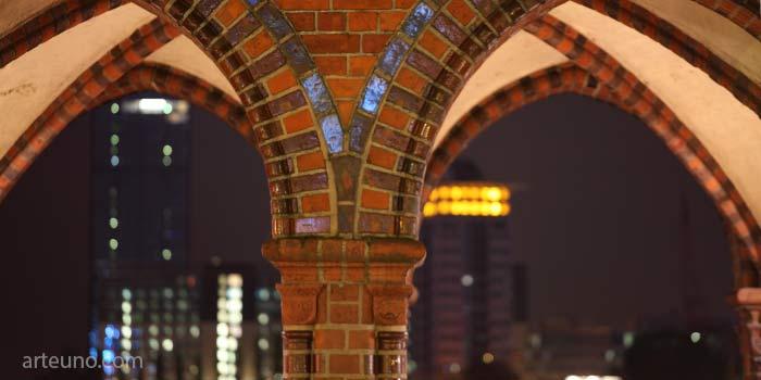 Fotografía HDR arquitectónica.