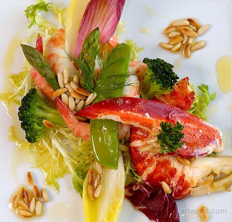 Fotografía de platos, alimentos - fotografia gastronómica, foto de plato
