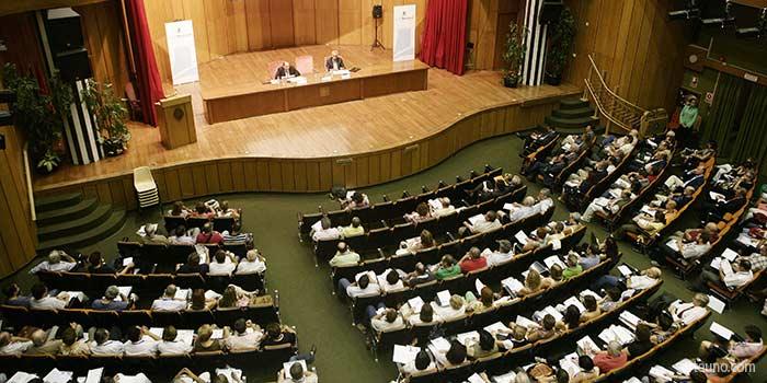 Reportaje de eventos de conferencias y congresos - Fotografía de evento