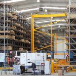Fotografía de instalaciones industriales
