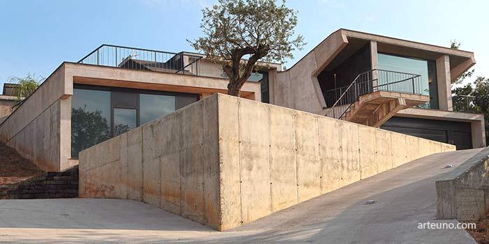 fotografo de arquitectura en Madrid - fotógrafo de casas, obras, infraestructuras, fachadas o villas