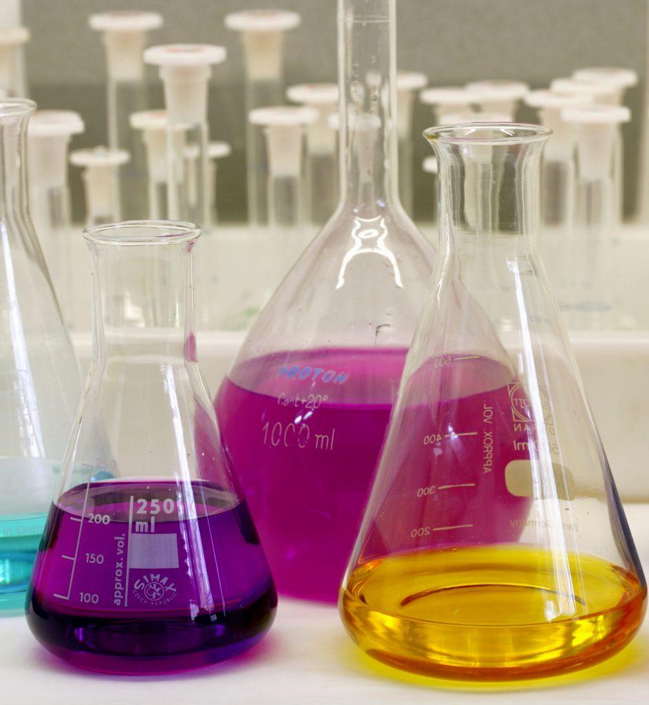 Fotografo industrial de laboratorio de investigación