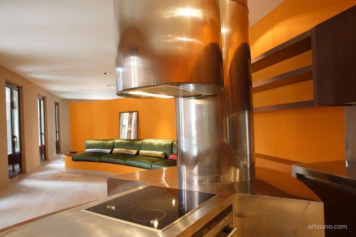 Fotografo de interiores de casas - diseño y decoración