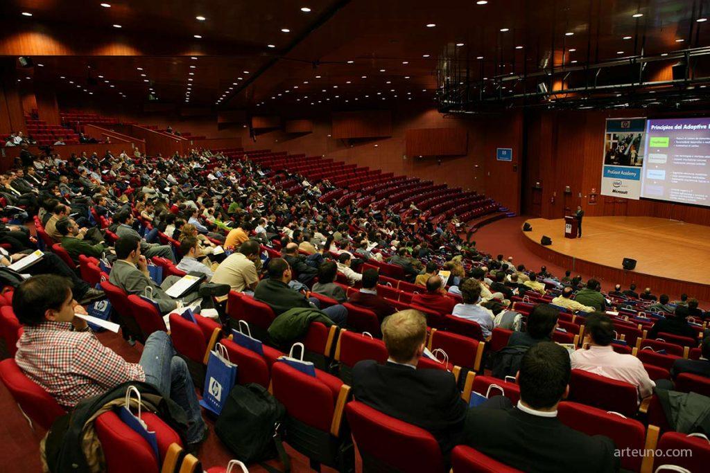 Fotografo de conferencias y congresos - Fotos de congresos y ferias Madrid