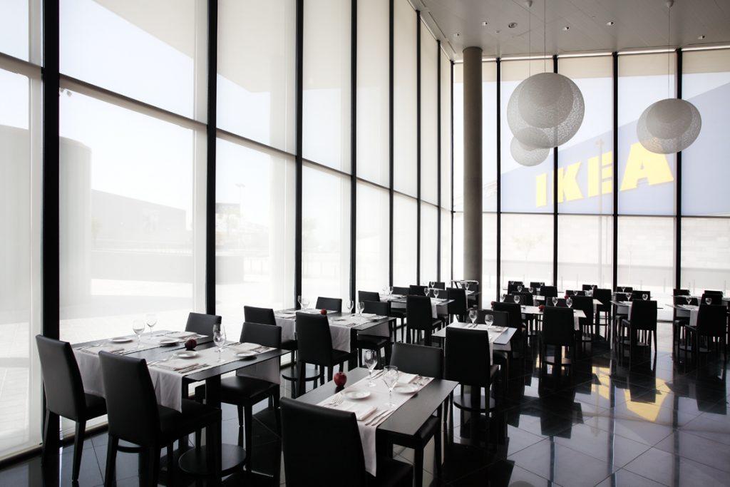 Fotografo de interiores de edificios modernos - interiorimo
