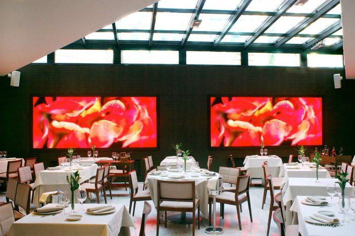 Fotógrafo de restaurante - arquitectura e interiorismo