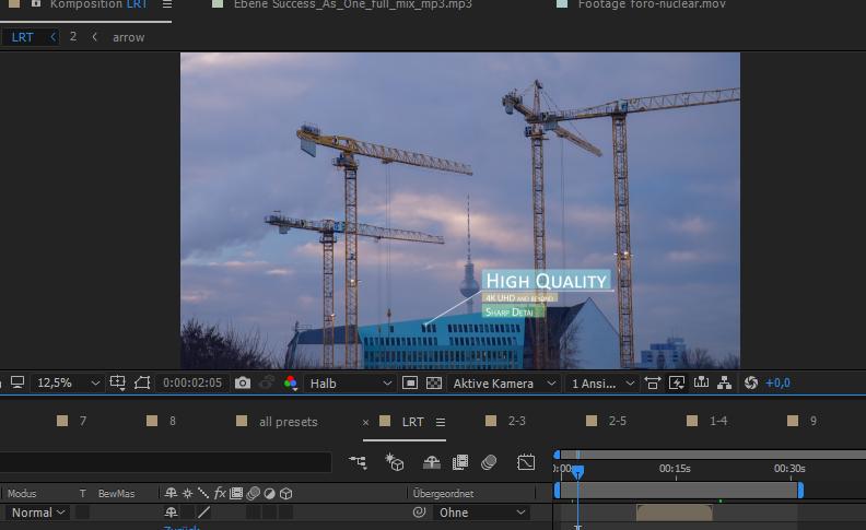 Edición vídeo time-lapse