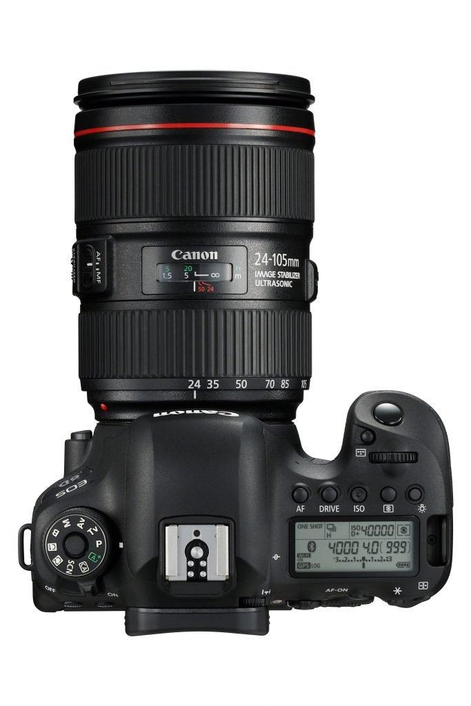 EOS 6D Mark II ISO