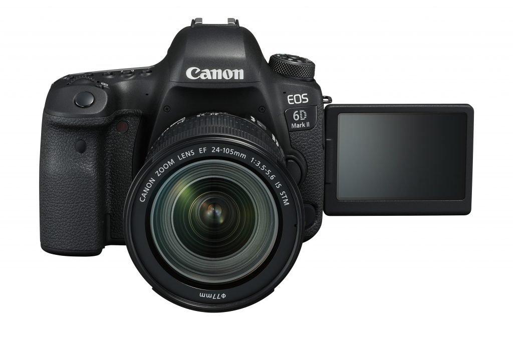 ¿Merece la pena comprar la cámara Canon 6D MK II ?