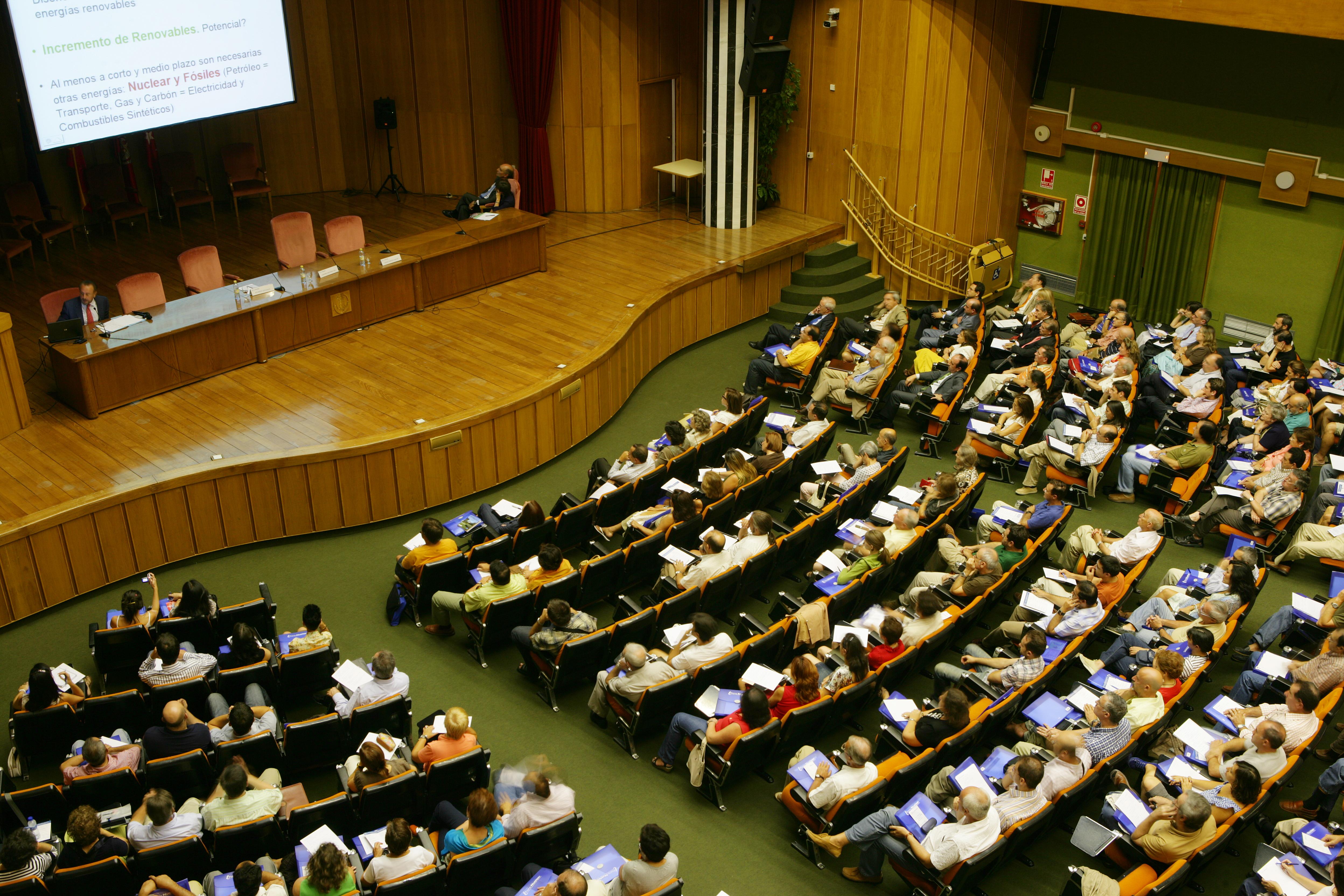 Fotógrafo profesional de conferencias y congresos